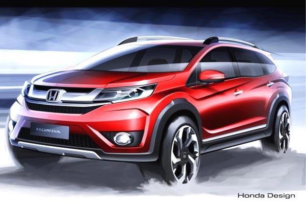 Honda BRV dealer Honda Jogja www.mobilhondajogja.net